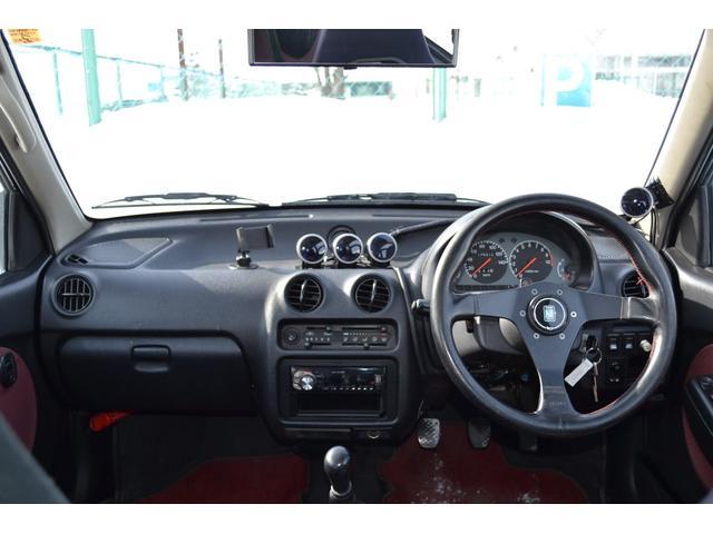 スバル ヴィヴィオ RX-R 4WD MT スーパーチャージャー