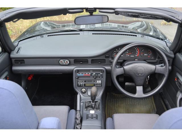 「スズキ」「カプチーノ」「オープンカー」「北海道」の中古車11