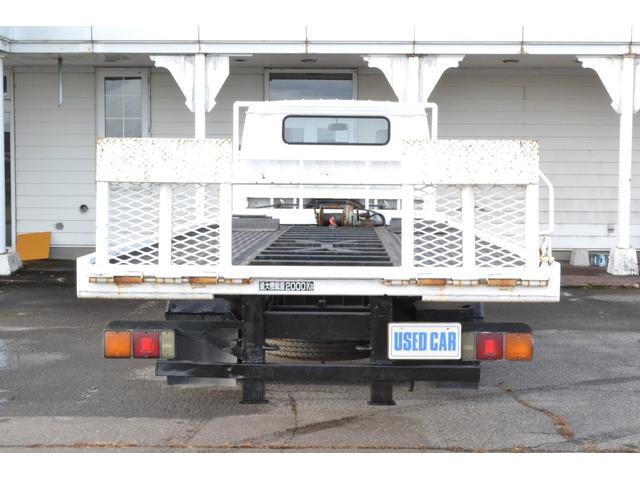 積載車 車載車 2トン セルフローダー(3枚目)