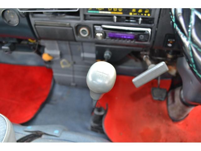 積載車 車載車 2トン セルフローダー(9枚目)