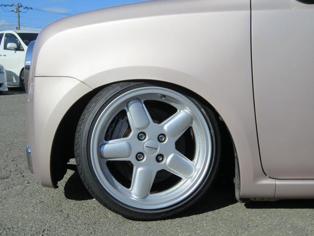X コンプリートカー 車高調 アクスル インナー加工(19枚目)