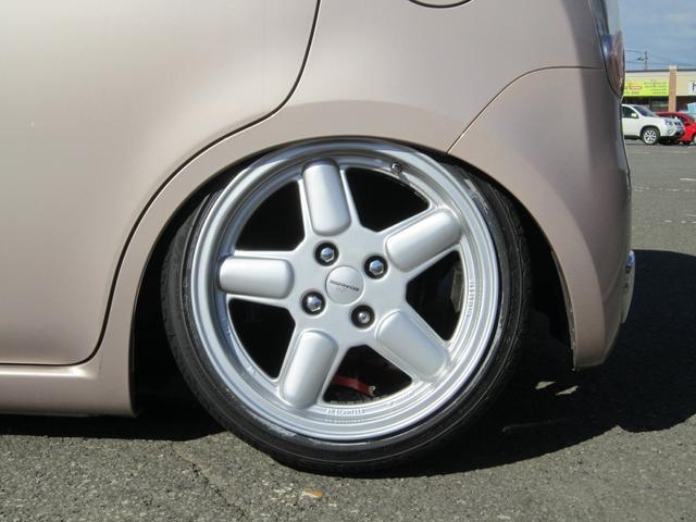 X コンプリートカー 車高調 アクスル インナー加工(20枚目)