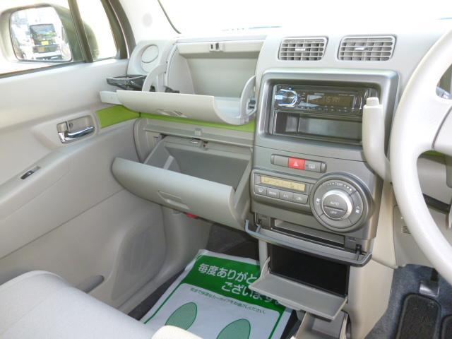 ダイハツ ムーヴコンテ X 4WD エコアイドル スマートキ スタットレス社外アルミ