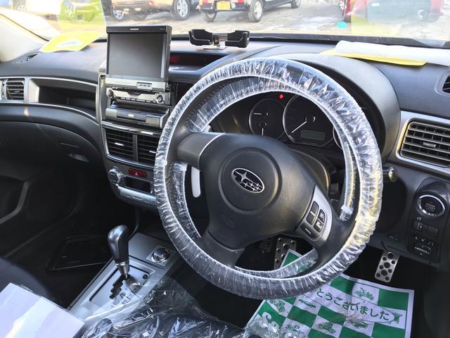 2.5i-S 4WD 社外HDDナビBカメラ 7人乗り(11枚目)