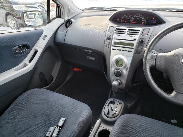 「トヨタ」「ヴィッツ」「コンパクトカー」「北海道」の中古車16