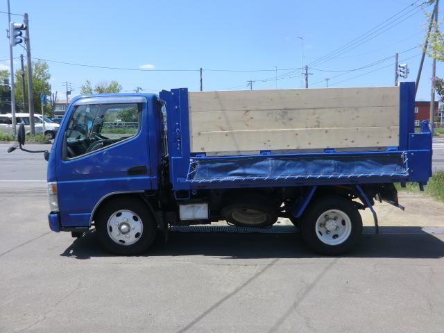 2tダンプ 高床 トラック ダンプ 本州仕入れ 荷台塗装済(3枚目)