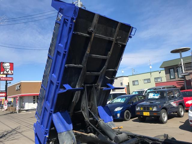 2tダンプ 高床 トラック ダンプ 本州仕入れ 荷台塗装済(5枚目)