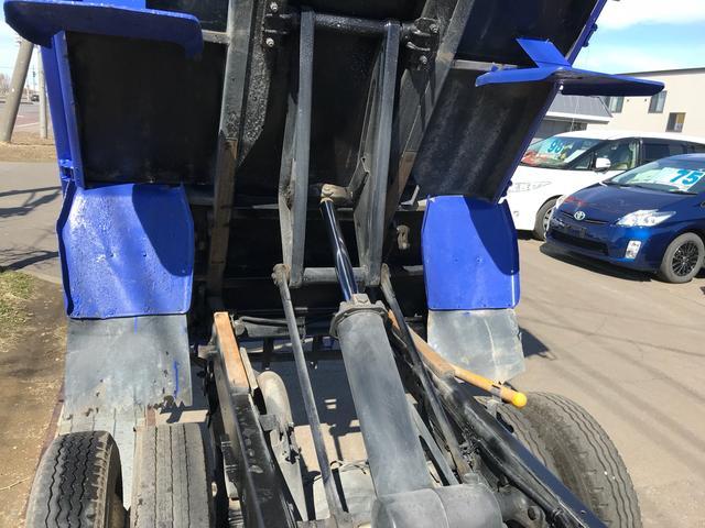 2tダンプ 高床 トラック ダンプ 本州仕入れ 荷台塗装済(6枚目)