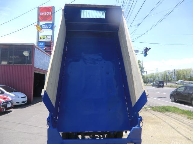 2tダンプ 高床 トラック ダンプ 本州仕入れ 荷台塗装済(7枚目)