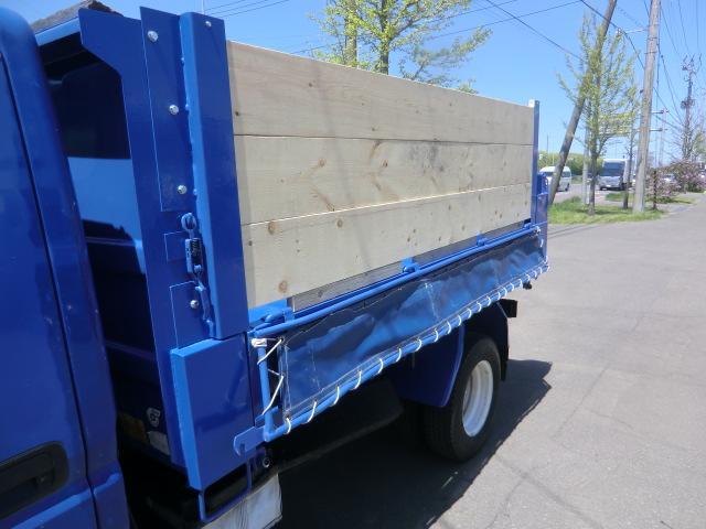 2tダンプ 高床 トラック ダンプ 本州仕入れ 荷台塗装済(9枚目)