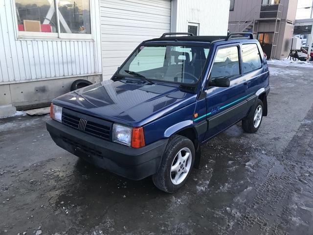 「フィアット」「フィアット パンダ」「コンパクトカー」「北海道」の中古車7
