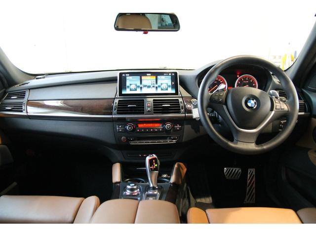 xDrive35i茶革サンルーフ純正21AW地デジETC(10枚目)
