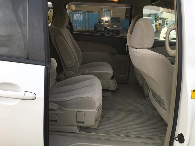 トヨタ エスティマ G 7人乗 4WD ツインナビBカメラ 両側パワースライド