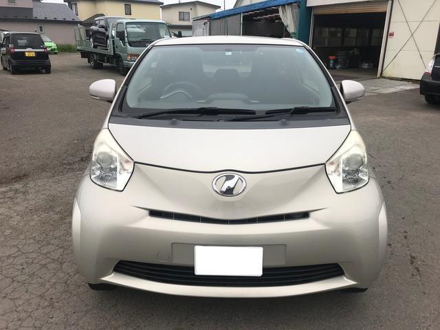 「トヨタ」「iQ」「コンパクトカー」「北海道」の中古車2