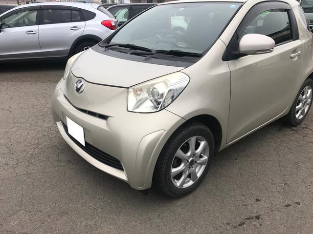 「トヨタ」「iQ」「コンパクトカー」「北海道」の中古車4