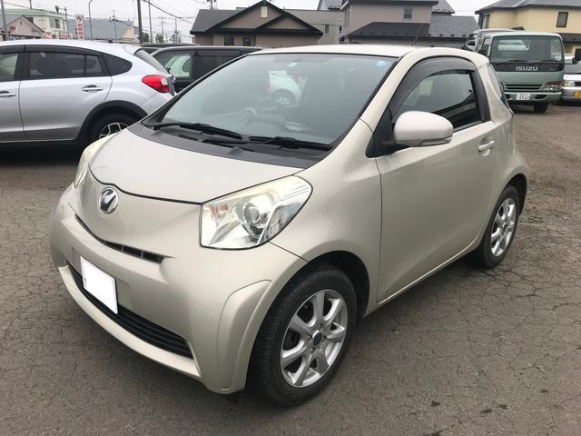 「トヨタ」「iQ」「コンパクトカー」「北海道」の中古車6