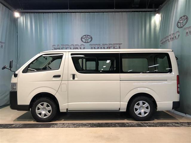 「トヨタ」「ハイエース」「その他」「北海道」の中古車4