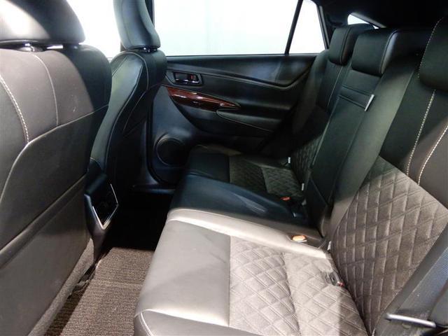 「トヨタ」「ハリアーハイブリッド」「SUV・クロカン」「北海道」の中古車7