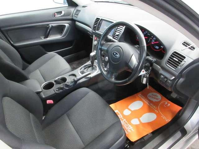 2.0i Bスポーツ 4WD HDDナビ 夏冬タイヤ付き(9枚目)