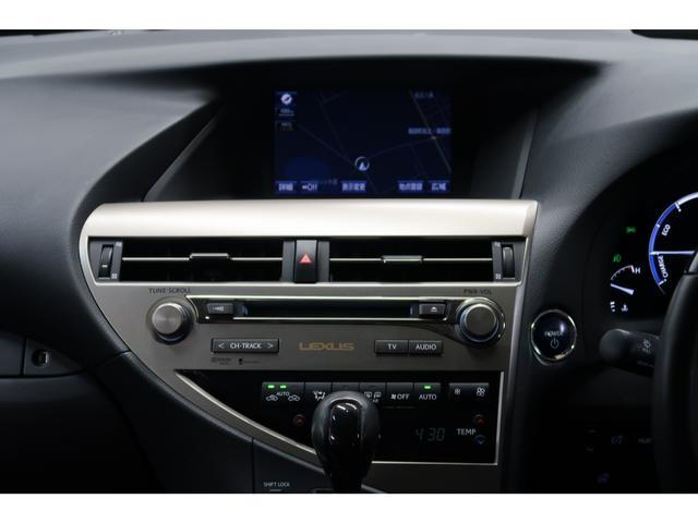 RX450h バージョンL 4WD サンルーフ 夏冬タイヤ付(20枚目)