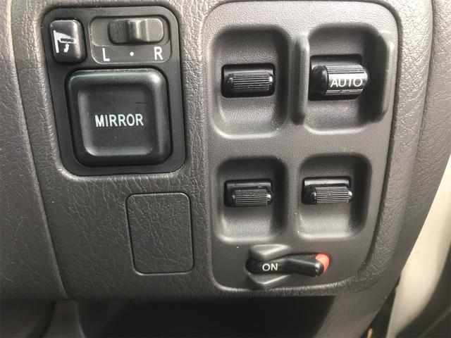 4WD オーディオ付 パワーウィンドウ(6枚目)