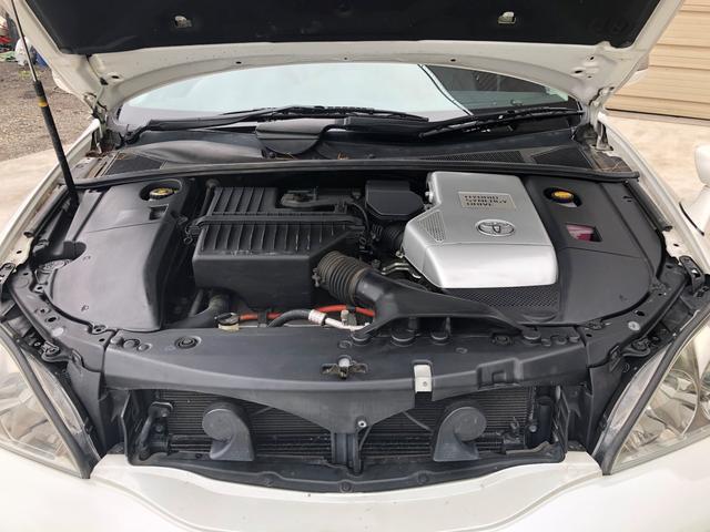 4WD フルエアロ レザーパワーシート