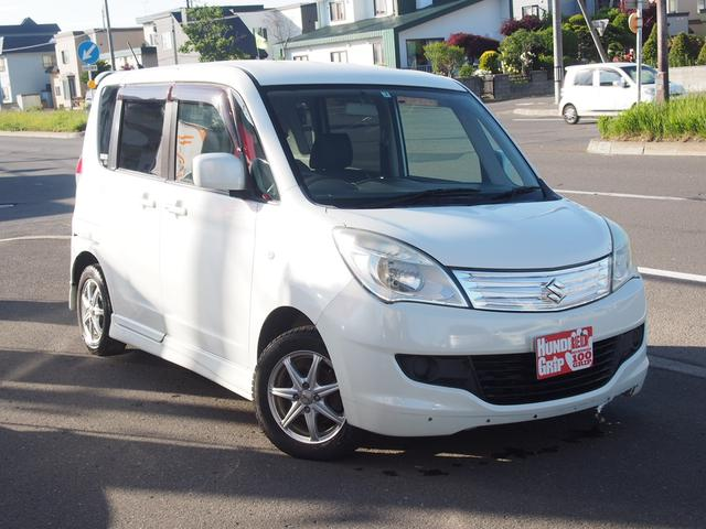 「スズキ」「ソリオ」「ミニバン・ワンボックス」「北海道」の中古車9
