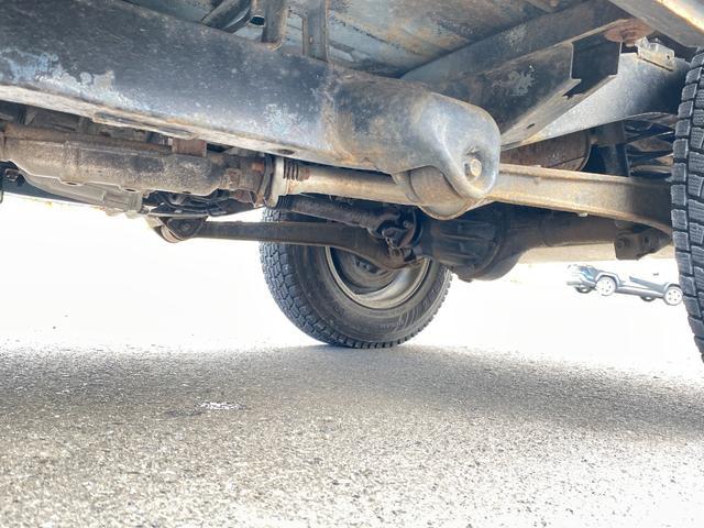 ワイルドウインド 4WD、AT、オーディオ、車検整備付き(14枚目)