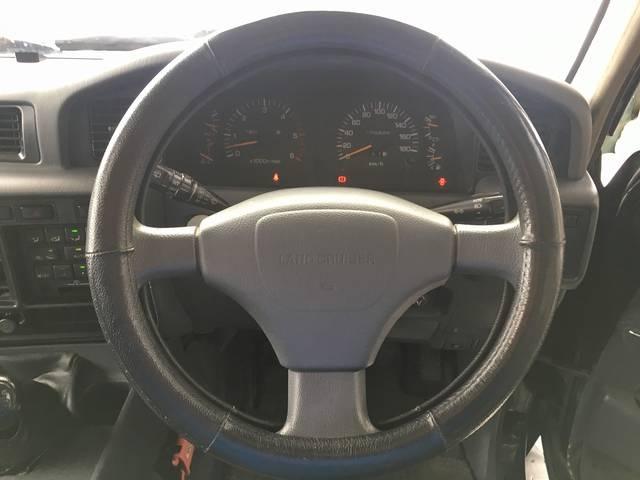 トヨタ ランドクルーザー80 VX 4WD リフトアップ SR  5MT LEDテール