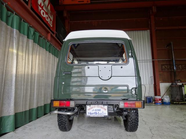 ECパノラミックルーフ 4WD 新品MTタイヤ新品ホイール(6枚目)