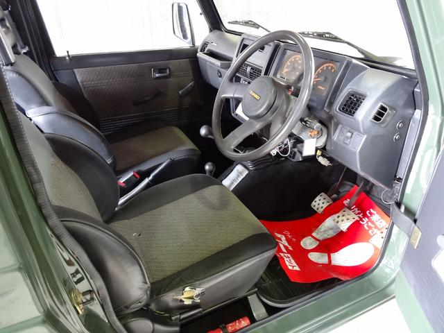 ECパノラミックルーフ 4WD 新品MTタイヤ新品ホイール(10枚目)