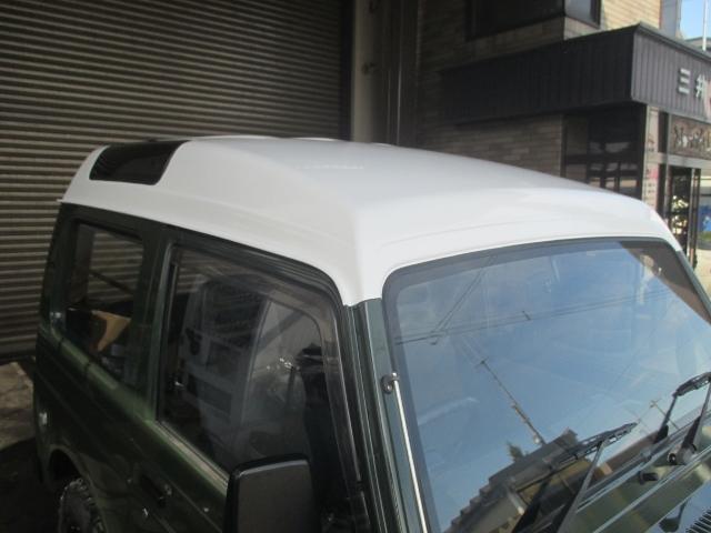 ECパノラミックルーフ 4WD 新品MTタイヤ新品ホイール(16枚目)