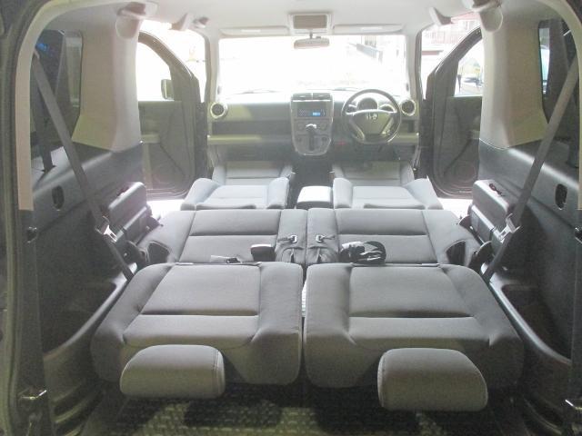 ホンダ エレメント ベースグレード4WD ETC 純正サイドステップ