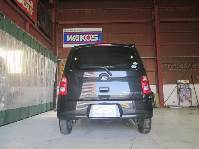 綺麗なミラココア4WD入荷しました!パナソニックHDDナビ、ETC、エンジンスターター、夏タイヤ、冬タイヤ付き!