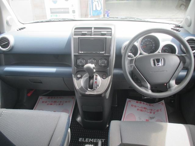 「ホンダ」「エレメント」「SUV・クロカン」「北海道」の中古車9