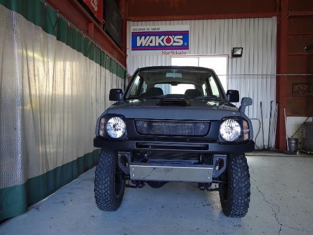 XG4WD 全塗装 リフトアップ 社外LEDテール(2枚目)