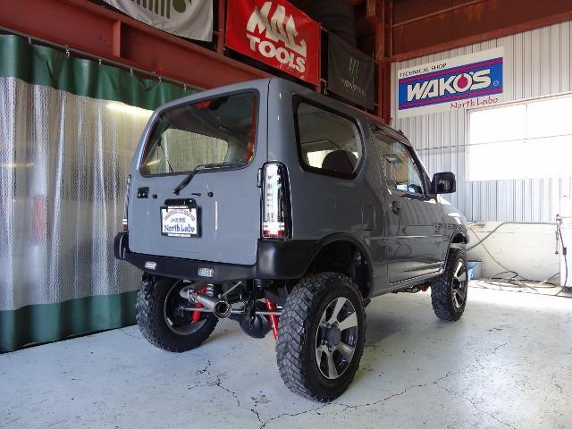 XG4WD 全塗装 リフトアップ 社外LEDテール(5枚目)