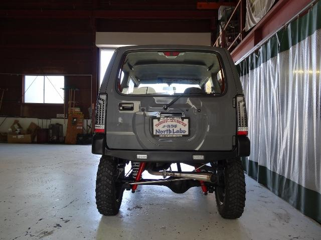 XG4WD 全塗装 リフトアップ 社外LEDテール(6枚目)