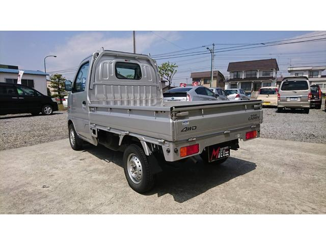 KUスペシャル 4WD AC MT 修復歴無(5枚目)