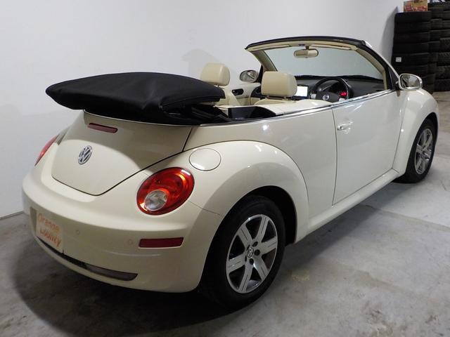 「フォルクスワーゲン」「VW ニュービートルカブリオレ」「オープンカー」「北海道」の中古車3