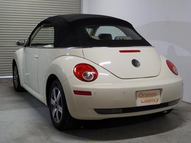 「フォルクスワーゲン」「VW ニュービートルカブリオレ」「オープンカー」「北海道」の中古車4