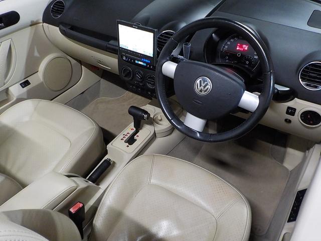 「フォルクスワーゲン」「VW ニュービートルカブリオレ」「オープンカー」「北海道」の中古車7