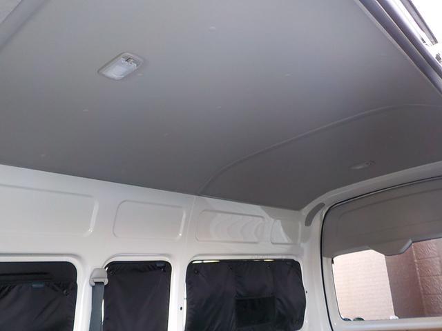 ×4WD×車中泊仕様×寒冷地×リアエアコン&ヒーター純LED(13枚目)