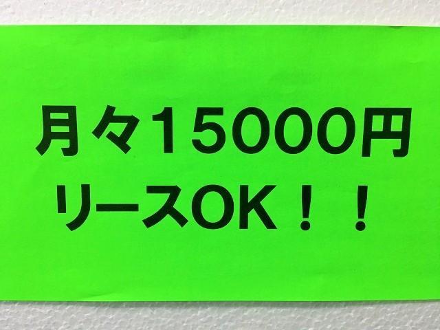 タイプM☆月々15000円でリースOK!(20枚目)