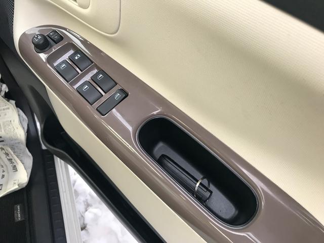 Xリミテッドメイクアップ SAII 4WD 両側パワー(17枚目)