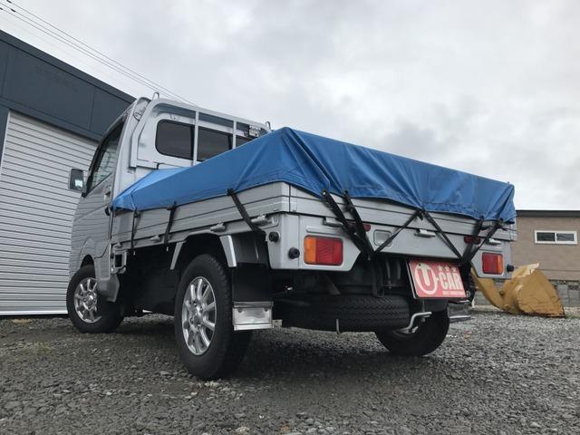 スズキ キャリイトラック KX 3方開 4WD