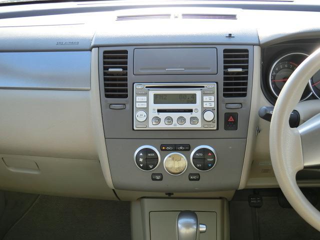 日産 ティーダ 15M FOUR 4WD