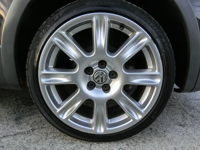 フォルクスワーゲン VW ポロ クロスポロ 6AT ルーフレール