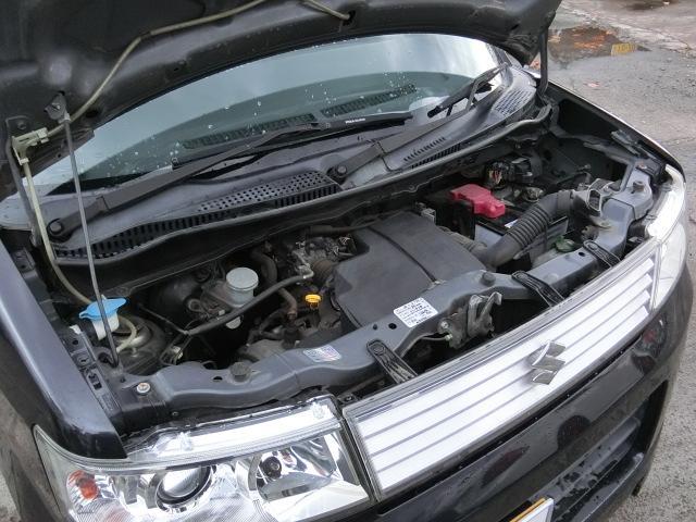 スズキ ワゴンR スティングレーX AT 4WD