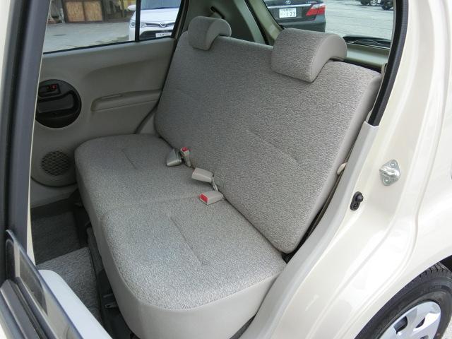 トヨタ パッソ X AT・4WD・キーレス・1000CC